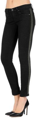 AG Jeans The Remi Ankle - Black Stud Tuxedo