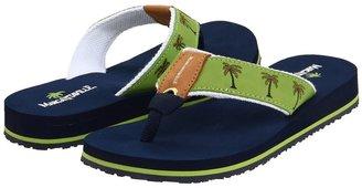 Margaritaville Breezy (Lime/Navy) - Footwear