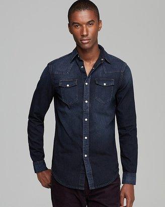 BLK DNM Jeans Sport Shirt - Slim Fit