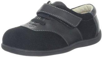 See Kai Run Joshua Saddle Shoe (Infant/Toddler/Big Kid),Black,8 M US Toddler