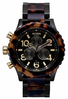 Nixon 'The 42-20 Chrono' Watch, 42Mm $500 thestylecure.com
