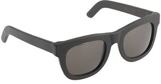 Super SuperTM Ciccio sunglasses in black matte