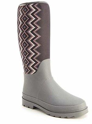 Muk Luks Women's Karen Pull On Rain Boot