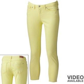 Levi's 535 color crop denim leggings - juniors