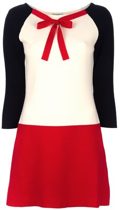 Moschino Cheap & Chic Wool dress