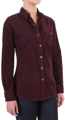 Woolrich Juniper Valley Corduroy Shirt - Washed Cotton (For Women)