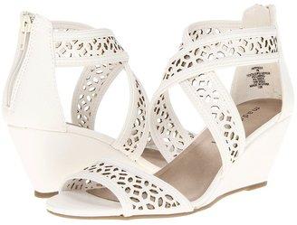 Madden-Girl Hippiee (White Paris) - Footwear