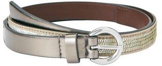 LOFT Sequin Skinny Belt