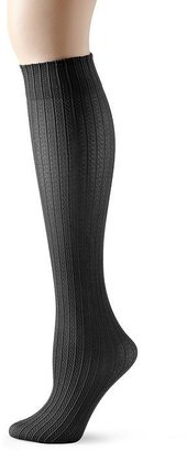 Banana Republic Textured knee-high sock