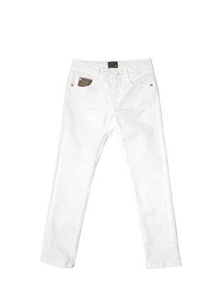 Fendi 5 Pocket Slim Fit Jeans