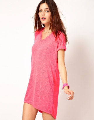 LnA T-Shirt Dress