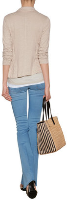 Marc by Marc Jacobs Raffia Tote