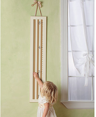 Brown Stripe Growth Chart