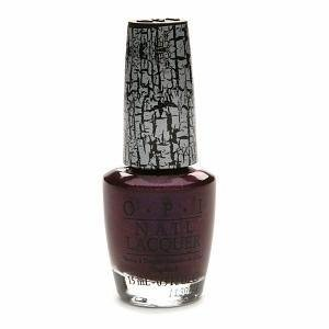 OPI Limited Edition Nicki Minaj Collection Nail Lacquer, Super Bass Shatter