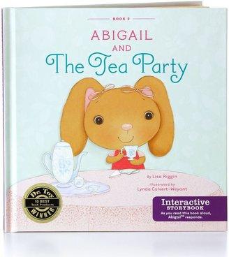 Hallmark abigail and the tea party