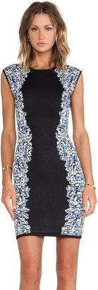 BCBGMAXAZRIA Elena Bodycon Dress