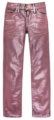 Juicy Couture Girls Foiled Skinny Jean