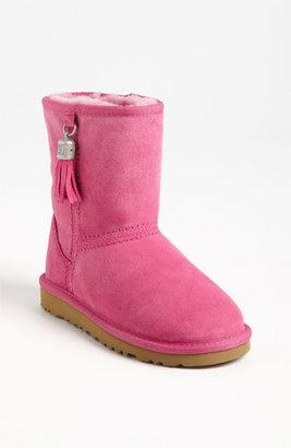 UGG 'Classic Tassels' Boot (Toddler, Little Kid & Big Kid)