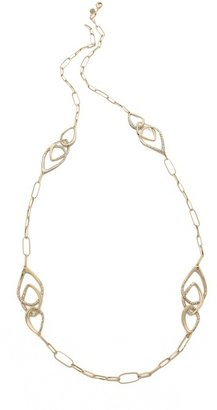 Alexis Bittar Orbiting Crystal Station Necklace