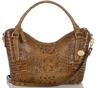 Brahmin Small Norah Hobo Bag Toasted Almond Melbourne