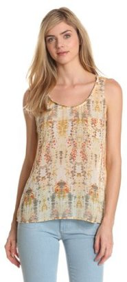 Vince Camuto Two by Women's Mosaic Tile Tank