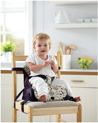 Munchkin Travel Booster Seat - Forks & Spoons