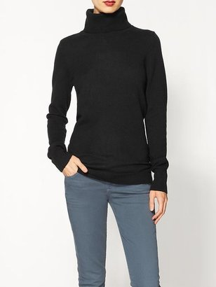 Joie Maryse Wool Cashmere Turtleneck Sweater