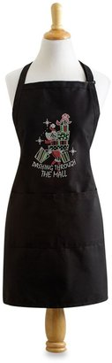 Bed Bath & Beyond Dashing Through The Mall Holiday Apron