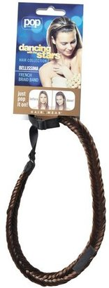 Sally Beauty Dancing With The Stars Bellissima Braided Headband Chocolate Copper