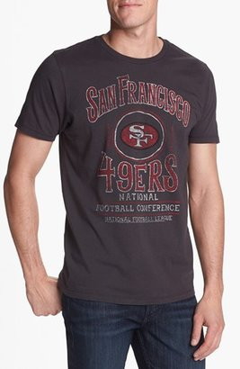 Junk Food 'San Francisco 49ers - Kick Off' Graphic T-Shirt