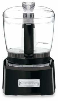 Cuisinart Elite Collection 4-Cup Food Processor in Black