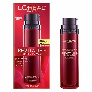 L'Oreal Revitalift Triple Power Day Lotion SPF 30