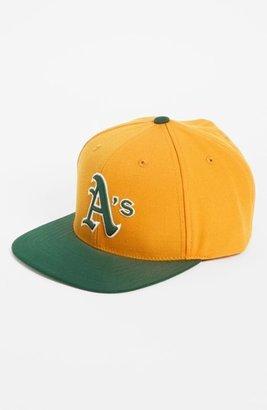 American Needle 'Suedehead - Athletics' Baseball Cap