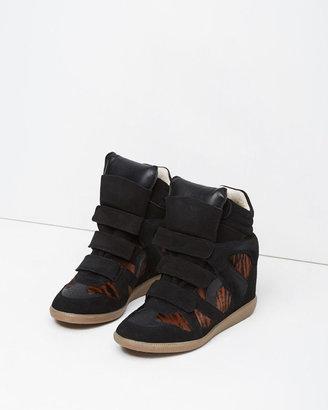 Isabel Marant Benett Pony Sneaker