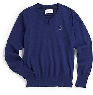 Diesel Little Boy's V-Neck Sweater