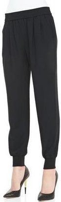 Joie Mariner Pull-On Pants $168 thestylecure.com