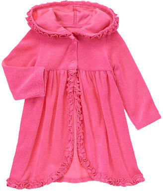 Gymboree Pink Ruffle Cover-Up