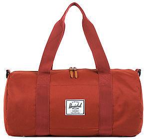 Herschel Supply The Sutton Mid Duffle Bag in Rust