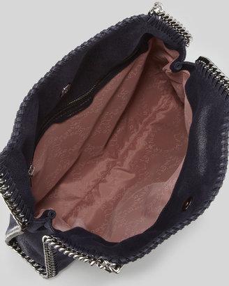Stella McCartney Falabella Small Tote Bag, Navy