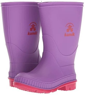 Kamik Stomp (Toddler/Little Kid/Big Kid) (Purple) Girls Shoes