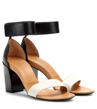 Chloé Gala leather sandals