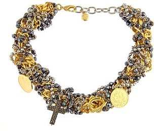 Ben-Amun Ben Amun Tangled Collar Necklace