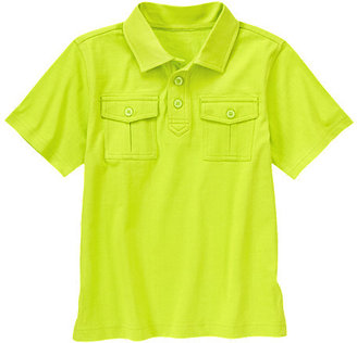 Gymboree Short Sleeve Spring Polo