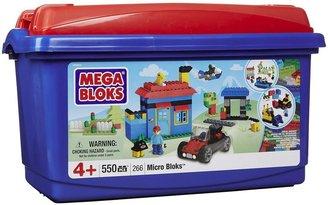 Mega Bloks Micro Bloks Tub (550 pcs)
