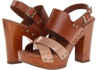 Korks by Kork-Ease - Kiernan (Saddle/Cream F/G) - Footwear