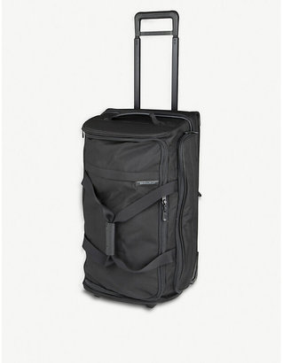Briggs & Riley Black Baseline Medium Upright Duffle, Size: 66cm