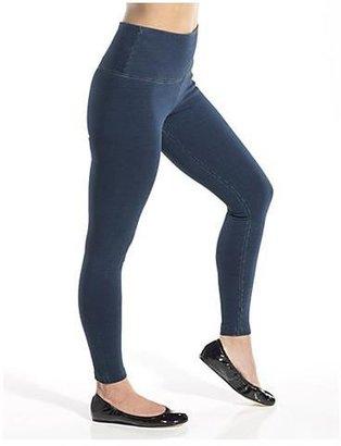 Lysse Leggings Stretch Denim Shaping Leggings Shapewear