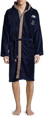Brunello Cucinelli Men's Cotton Spa Robe $1,430 thestylecure.com