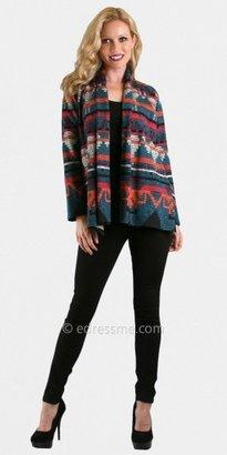 VOOM by Joy Han Cheyenne Multi Sweater Jackets From