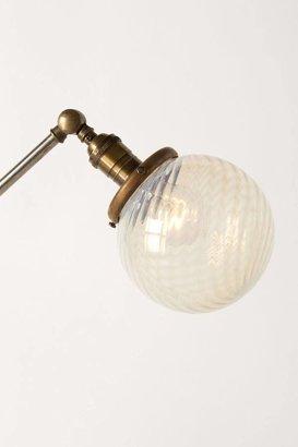 Rob-ert Robert Ogden Opalescent Globe Table Lamp
